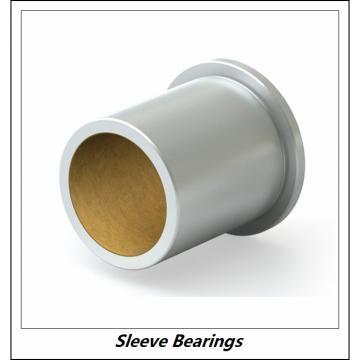 ISOSTATIC CB-1822-18  Sleeve Bearings