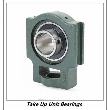 DODGE WSTU-SCM-207-FF  Take Up Unit Bearings