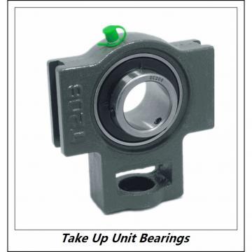 DODGE WSTU-SCM-203-FF  Take Up Unit Bearings