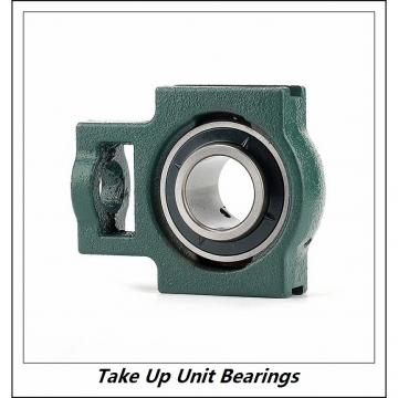 SEALMASTER USTA5000E-207  Take Up Unit Bearings