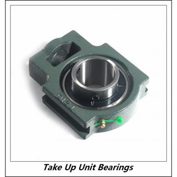 HUB CITY TU220 X 1/2  Take Up Unit Bearings