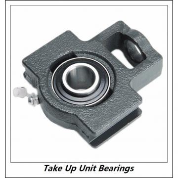 REXNORD ZHT10530712B  Take Up Unit Bearings