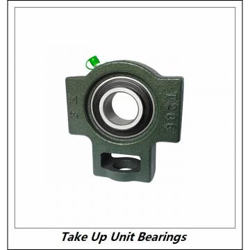 DODGE WSTU-SCM-207-FF  Take Up Unit Bearings