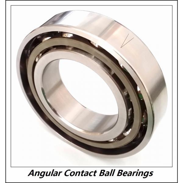 1.772 Inch | 45 Millimeter x 3.346 Inch | 85 Millimeter x 1.189 Inch | 30.2 Millimeter  INA 3209-2RSR-C3  Angular Contact Ball Bearings #3 image