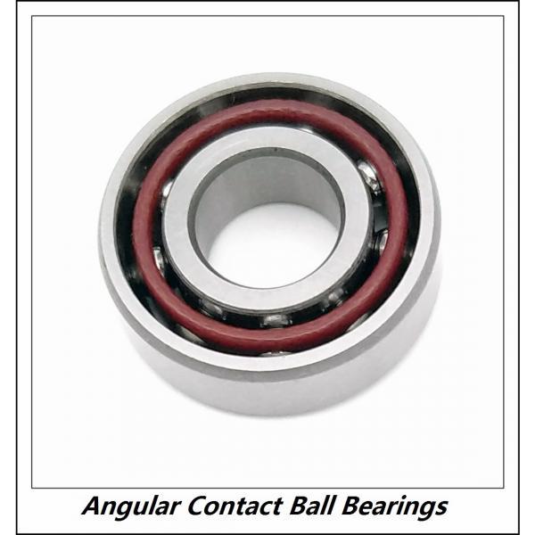 0.394 Inch | 10 Millimeter x 1.181 Inch | 30 Millimeter x 0.563 Inch | 14.3 Millimeter  NSK 5200ZZJ  Angular Contact Ball Bearings #2 image