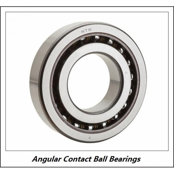 0.394 Inch | 10 Millimeter x 1.181 Inch | 30 Millimeter x 0.563 Inch | 14.3 Millimeter  NSK 5200ZZJ  Angular Contact Ball Bearings #3 image