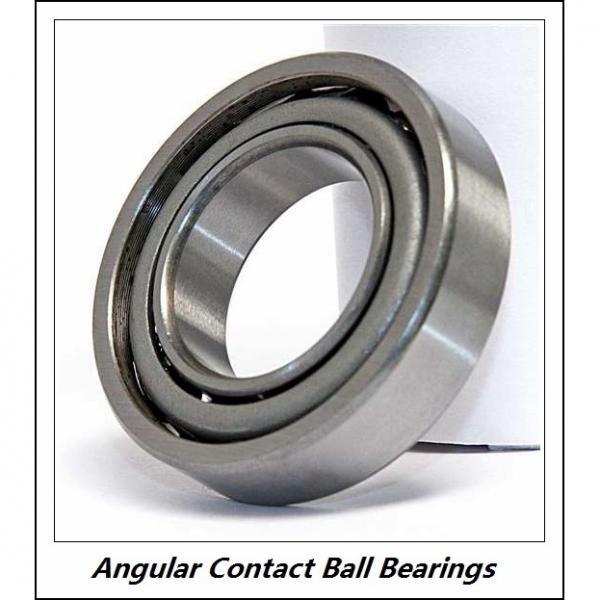 30 mm x 72 mm x 30,2 mm  FAG 3306-DA  Angular Contact Ball Bearings #1 image