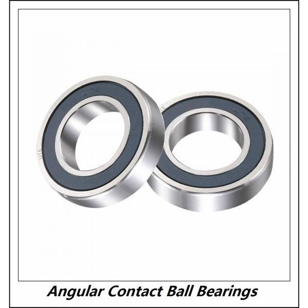 0.669 Inch | 17 Millimeter x 1.575 Inch | 40 Millimeter x 0.689 Inch | 17.5 Millimeter  INA 3203-C3  Angular Contact Ball Bearings #5 image