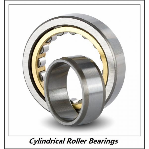 3.543 Inch | 90 Millimeter x 5.512 Inch | 140 Millimeter x 0.945 Inch | 24 Millimeter  CONSOLIDATED BEARING NU-1018 M C/3  Cylindrical Roller Bearings #2 image