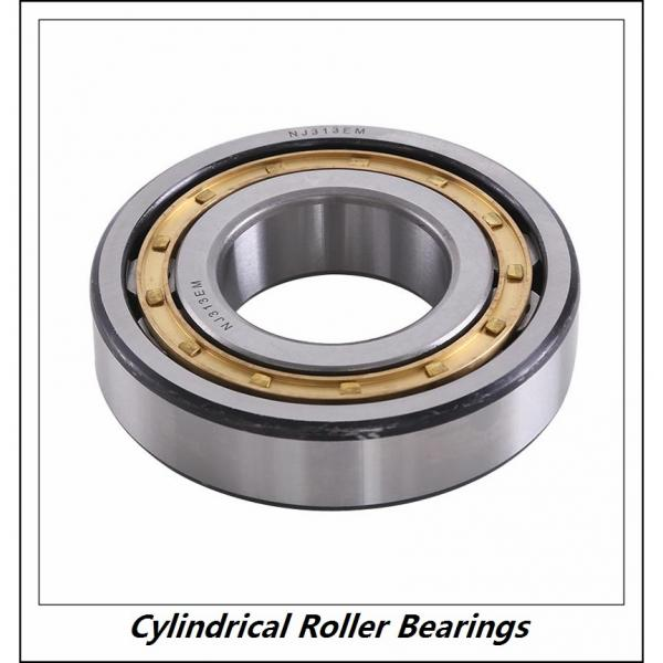 3.346 Inch | 85 Millimeter x 7.087 Inch | 180 Millimeter x 1.614 Inch | 41 Millimeter  CONSOLIDATED BEARING NU-317  Cylindrical Roller Bearings #1 image