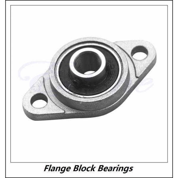 QM INDUSTRIES DVF09K107SET  Flange Block Bearings #2 image