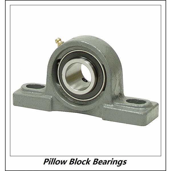 2.5 Inch | 63.5 Millimeter x 4.3 Inch | 109.22 Millimeter x 3 Inch | 76.2 Millimeter  QM INDUSTRIES QAAPX13A208SO  Pillow Block Bearings #2 image