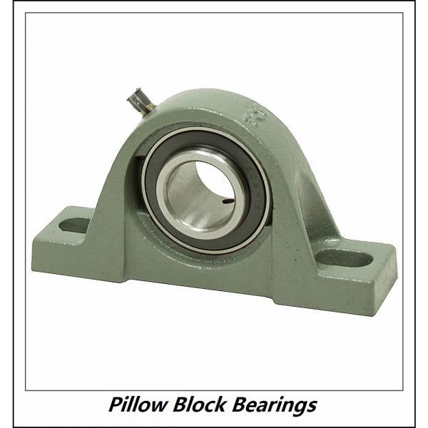 2.953 Inch   75 Millimeter x 3.29 Inch   83.566 Millimeter x 3.5 Inch   88.9 Millimeter  QM INDUSTRIES QVPX16V075SC  Pillow Block Bearings #3 image