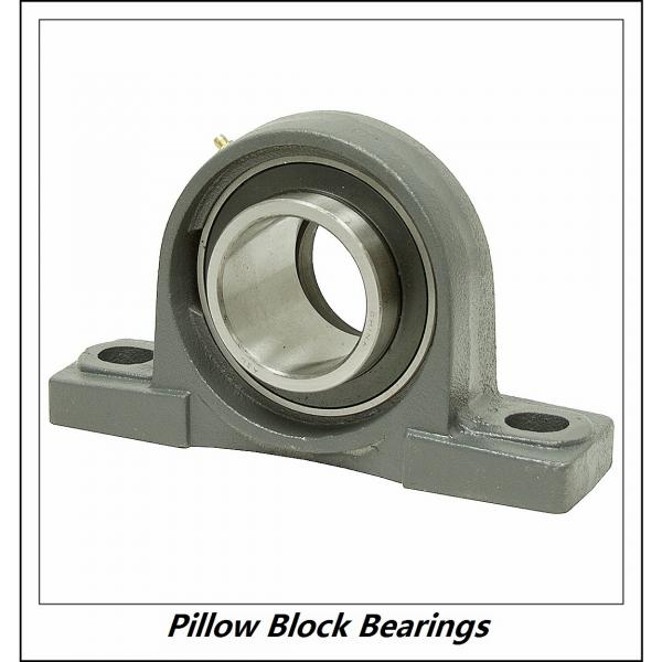 2.688 Inch | 68.275 Millimeter x 4.74 Inch | 120.396 Millimeter x 3.5 Inch | 88.9 Millimeter  QM INDUSTRIES QAAPX15A211SO  Pillow Block Bearings #4 image