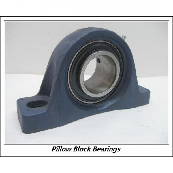3.688 Inch | 93.675 Millimeter x 5.13 Inch | 130.302 Millimeter x 4.25 Inch | 107.95 Millimeter  QM INDUSTRIES QVVPL22V311SM  Pillow Block Bearings #1 image