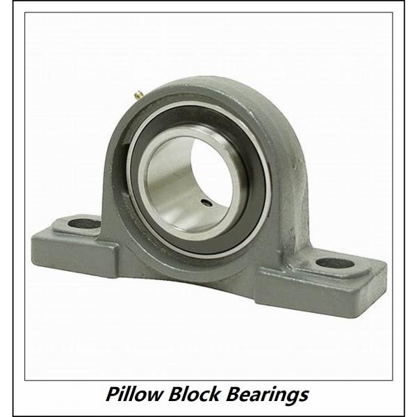 2.5 Inch | 63.5 Millimeter x 4.3 Inch | 109.22 Millimeter x 3 Inch | 76.2 Millimeter  QM INDUSTRIES QAAPX13A208SO  Pillow Block Bearings #1 image