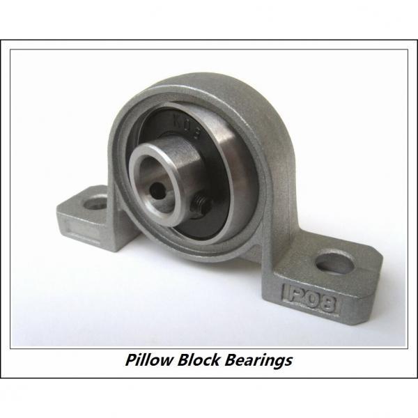 2.756 Inch | 70 Millimeter x 4.74 Inch | 120.396 Millimeter x 3.5 Inch | 88.9 Millimeter  QM INDUSTRIES QAAPX15A070SO  Pillow Block Bearings #1 image
