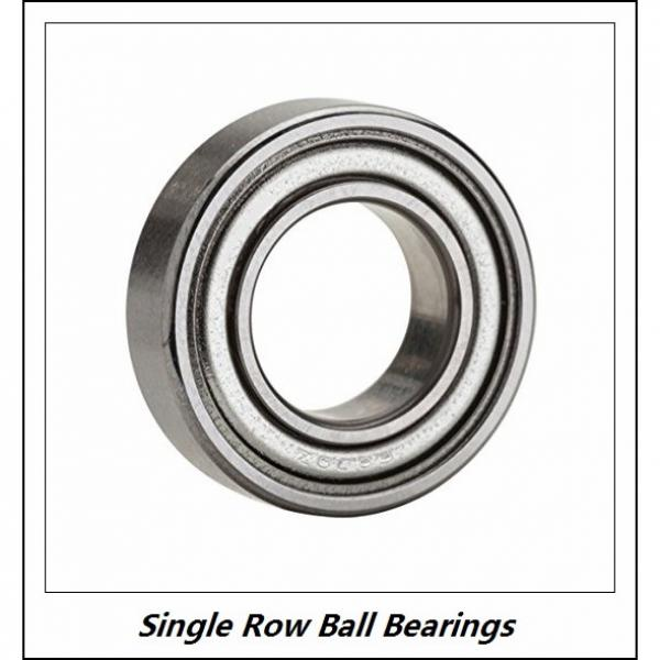 100 mm x 215 mm x 47 mm  FAG 6320-2Z  Single Row Ball Bearings #4 image