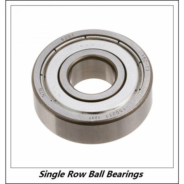 NSK 6012V  Single Row Ball Bearings #5 image
