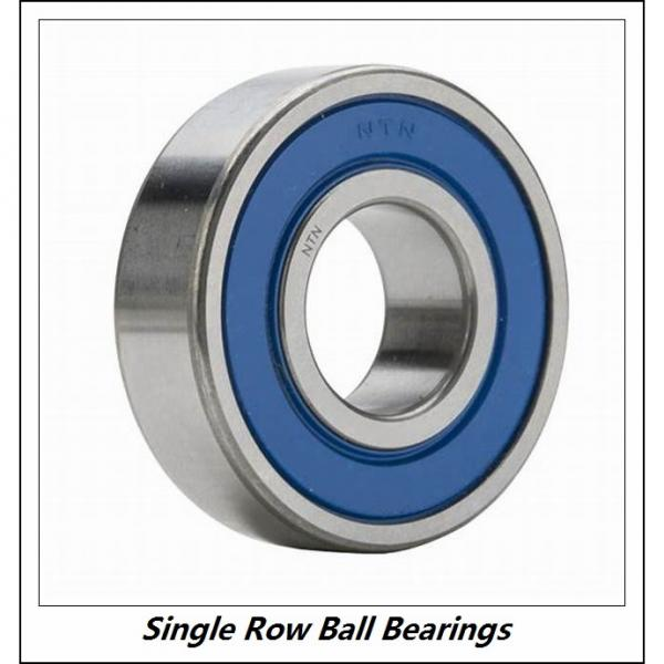 100 mm x 215 mm x 47 mm  FAG 6320  Single Row Ball Bearings #1 image
