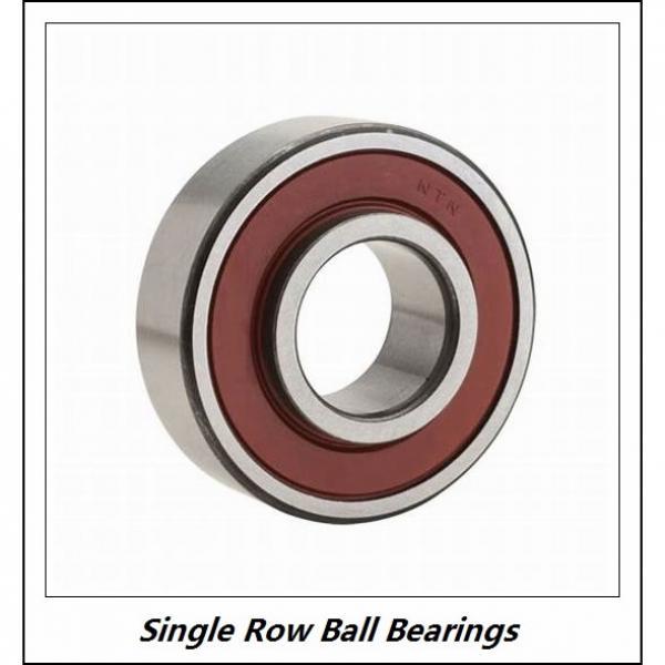 NSK 6012V  Single Row Ball Bearings #3 image