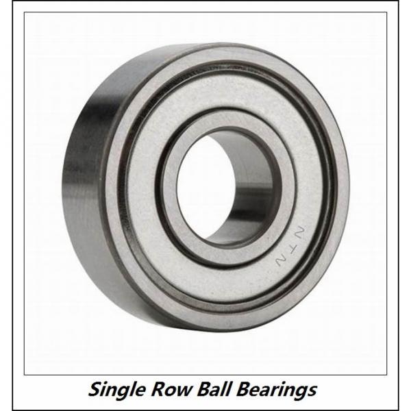 NSK 6413  Single Row Ball Bearings #2 image