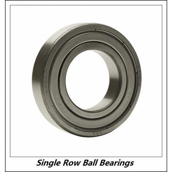 NSK 6012V  Single Row Ball Bearings #4 image