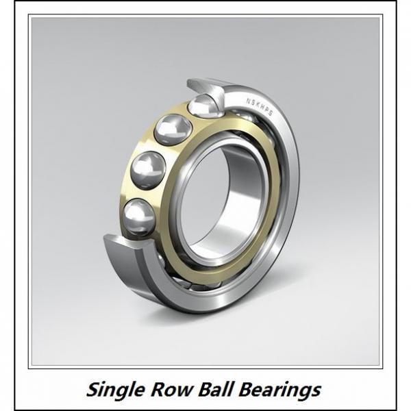 NSK 6413  Single Row Ball Bearings #3 image