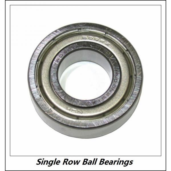 80 mm x 125 mm x 22 mm  FAG 6016-2Z  Single Row Ball Bearings #4 image
