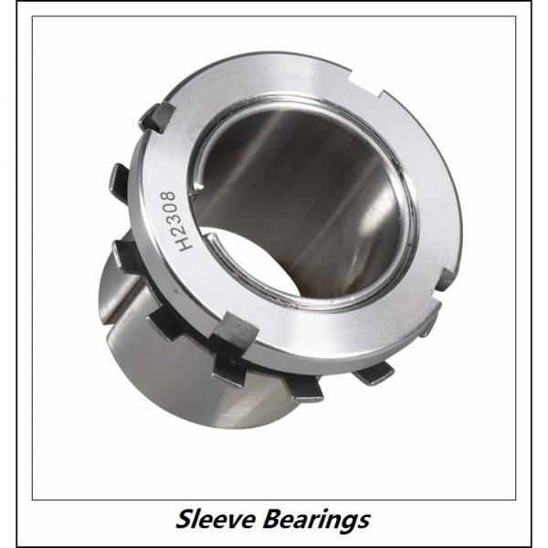 GARLOCK BEARINGS GGB G24DU  Sleeve Bearings #4 image