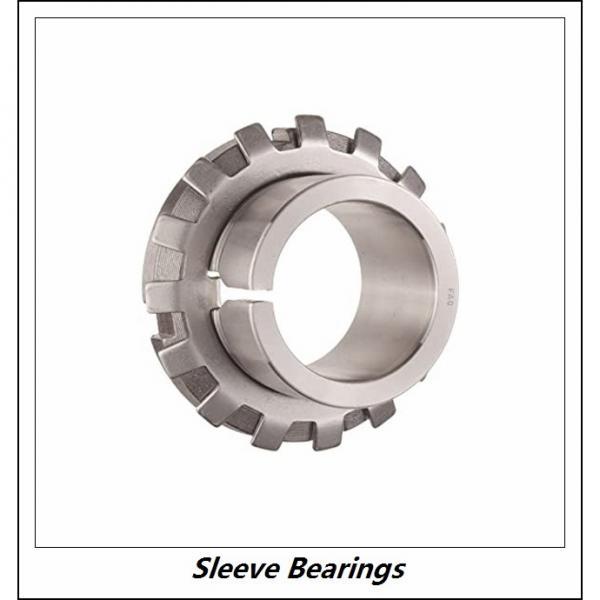 ISOSTATIC CB-4755-40  Sleeve Bearings #2 image