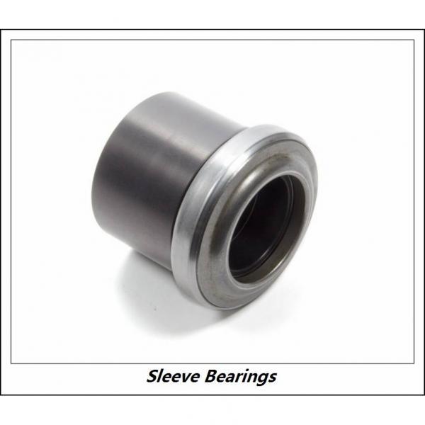 ISOSTATIC CB-4755-40  Sleeve Bearings #3 image