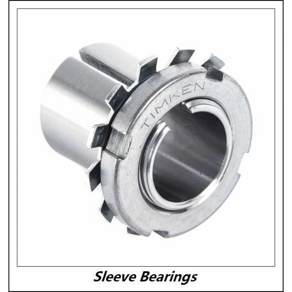 GARLOCK BEARINGS GGB GF2028-024  Sleeve Bearings #1 image