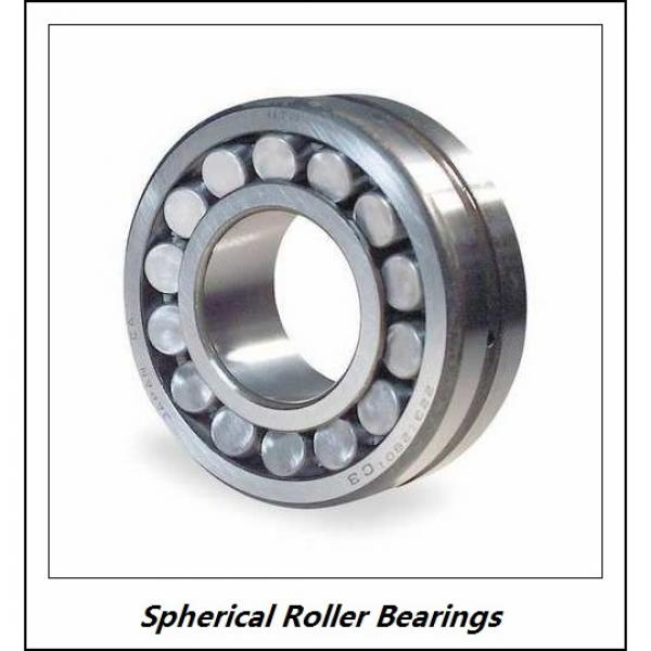 1.969 Inch | 50 Millimeter x 4.331 Inch | 110 Millimeter x 1.575 Inch | 40 Millimeter  CONSOLIDATED BEARING 22310 M F80 C/3  Spherical Roller Bearings #5 image