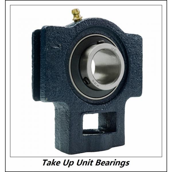HUB CITY TU250N X 2-7/16  Take Up Unit Bearings #2 image