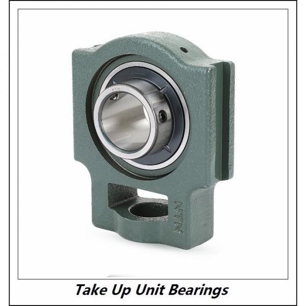 HUB CITY TU250N X 2-7/16  Take Up Unit Bearings #3 image