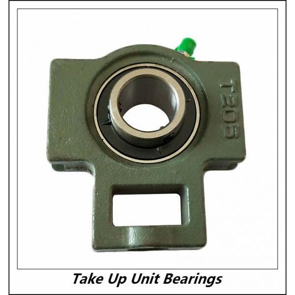 BROWNING STU1000NEX 3 11/16  Take Up Unit Bearings #2 image