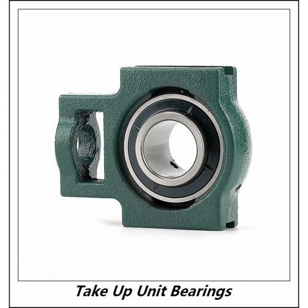 HUB CITY TU250N X 2-7/16  Take Up Unit Bearings #1 image