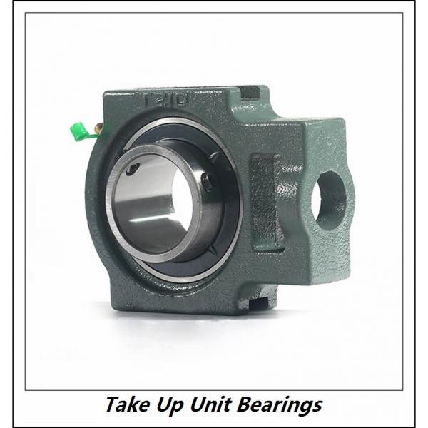 BROWNING STU1000NEX 3 11/16  Take Up Unit Bearings #1 image