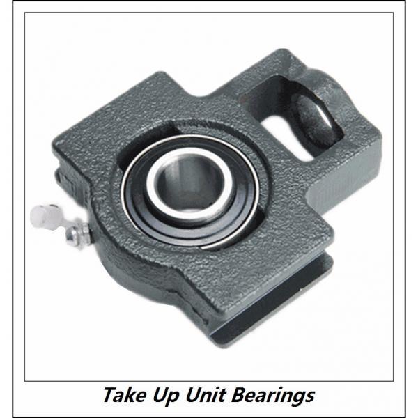 HUB CITY TU250N X 2-7/16  Take Up Unit Bearings #4 image