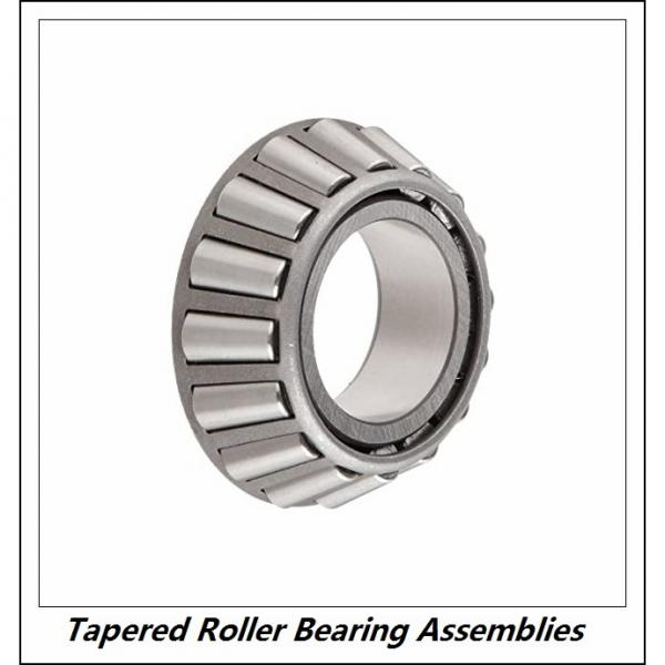 CONSOLIDATED BEARING 30334  Tapered Roller Bearing Assemblies #1 image